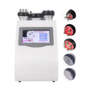 5 in 1 cavitation slimming beauty machine