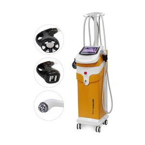 Vacuum RF roller body slimming machine