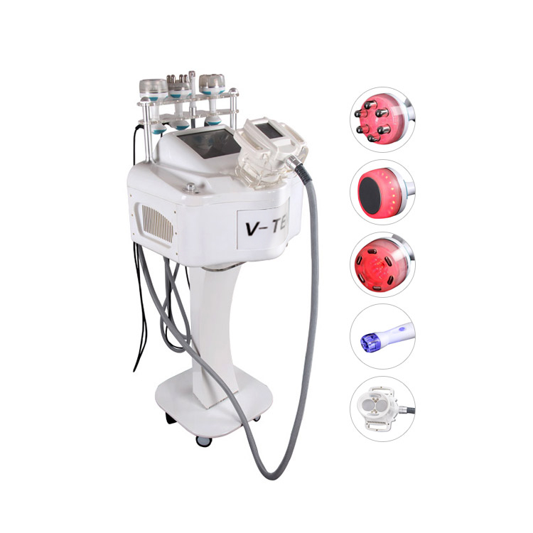 JF260 RF cavitation slimming machine for body & face & eye