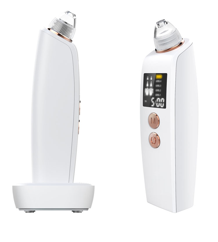 Blackhead removal vacuum beauty machine