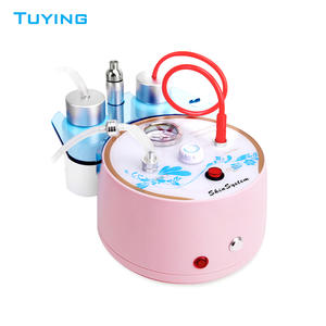 2 in 1 professinal skin care facial diamond dermabrasion device