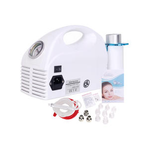 Skin care diamond dermabrasion device