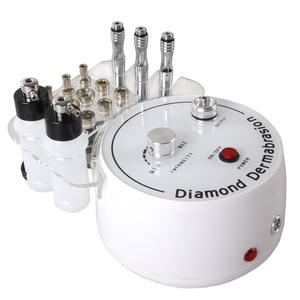 3 In 1 Diamond Microdermabrasion Machine With Spray Vacuum