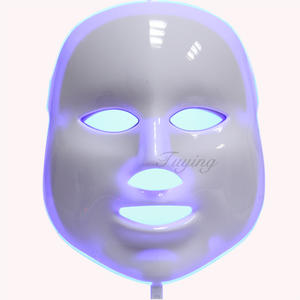 3 Colors PDT LED Therapy Facial Mask