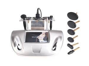 Skin lifting RF beauty machine for face & body