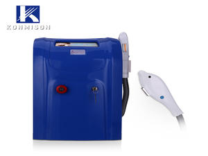 Portable IPL&RF skin rejuvenation  body hair removal machine