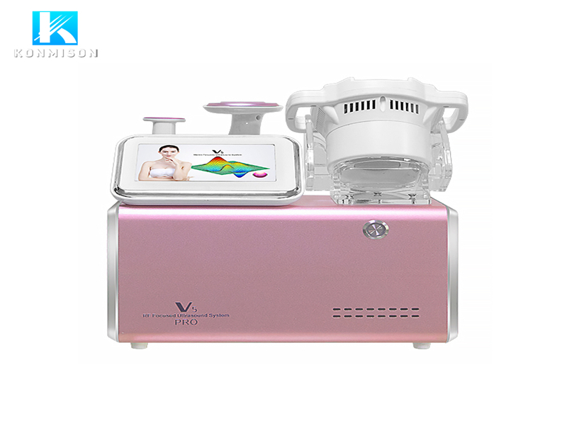 LB336B V5 HIFU Cavitation Vacuum  RF Slimming Machine