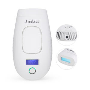 Konmison Mini  Portable IPL hair removal beauty machine for home use.