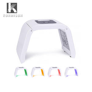 Konmison LED light beauty machine with four Colors