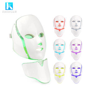 SC256 Micro Electric 7 Color LED Therapy Facial Mask