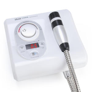 LB184 Hot And Cold Skin Device 2 In 1 Electroporation Facial Machine
