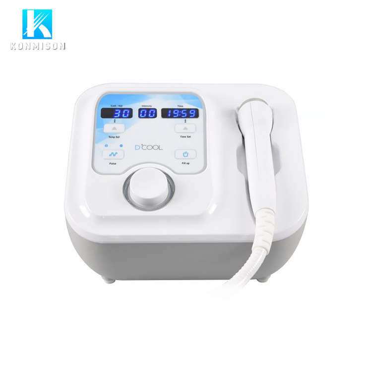 SC670 Hot and Cold Skin Device Facial skin rejuvenation machine
