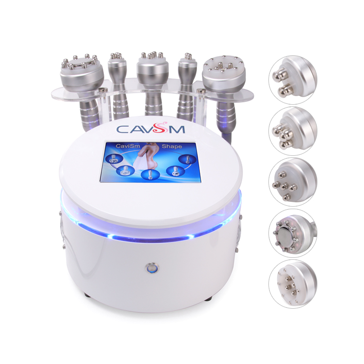 JF242 5 In 1 multifunctional body and face beauty machine