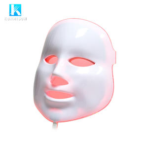 SC118C 3 Colors PDT LED Therapy Facial Mask