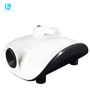 XD026 1500W Timer Disinfectant Car Atomization Sterilizer Smoke Fog Machine