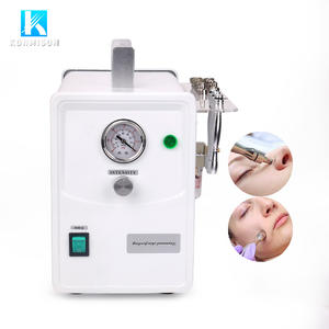 LB026 Portable Skin Care Crystal Diamond Microdermabrasion Machine