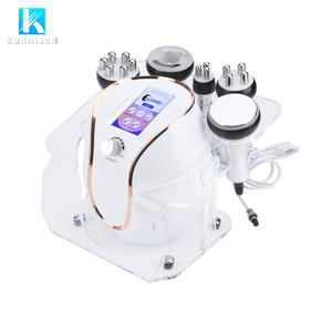 JF646 5 In 1 RF 40KHz Cavitation Fat Burning Slimming Machine