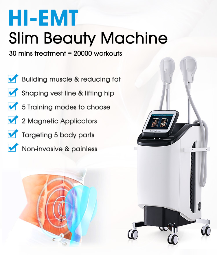 Emsculpt-the new and better way for body slimming