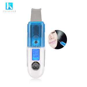 Konmison Home use Face Cleaning Portable Ems Ultrasonic Skin Scrubber