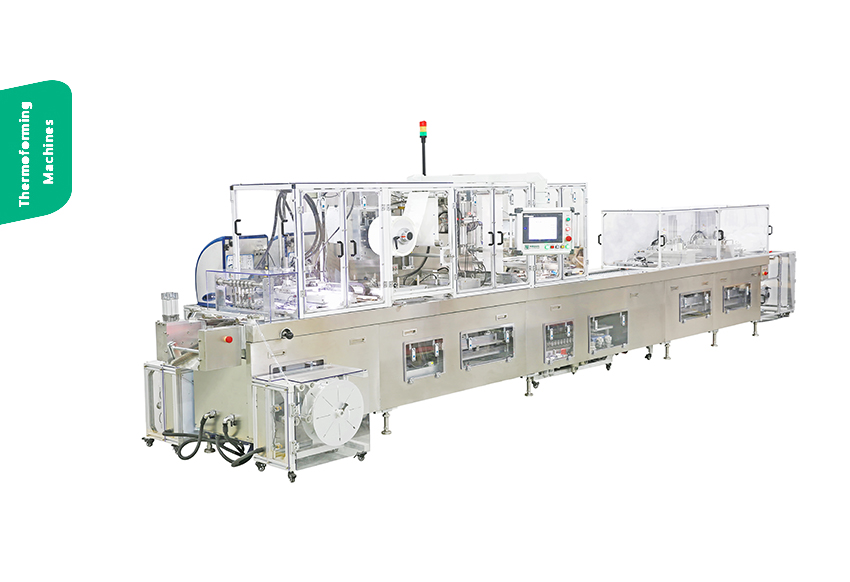 DPXB/40B Advanced Thermoforming Packaging Machines