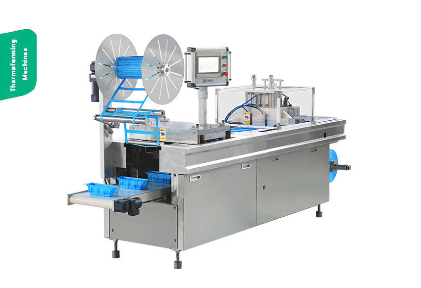 DPXB-T Thermoformed Tray Machine