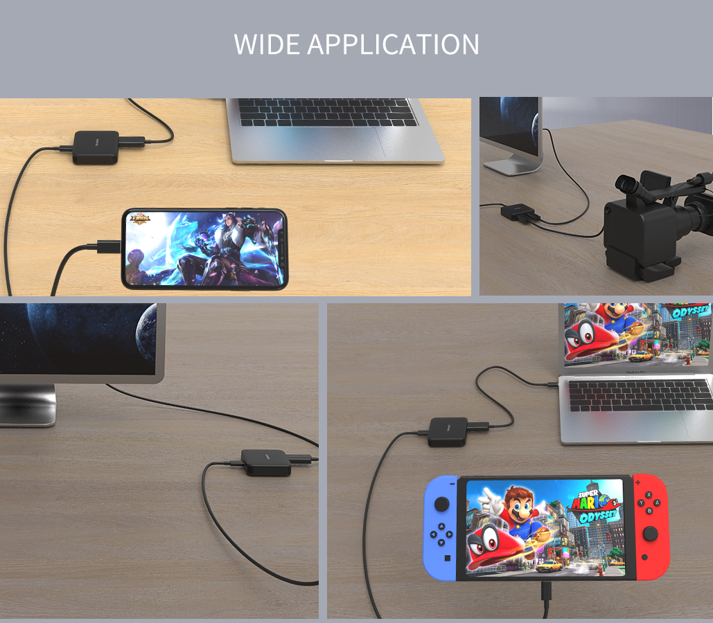 Capture Card HDMI 1080P for Game Video