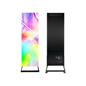 PosterUltra-slim and light Digtal LED Poster Display