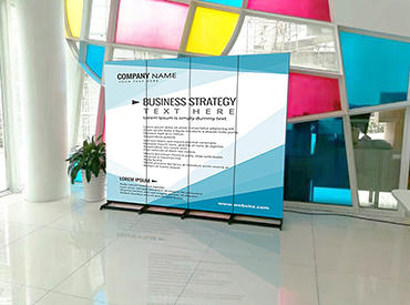 Signic Indoor P3MM Digital Advertising LED Poster is perfect for indoor activities