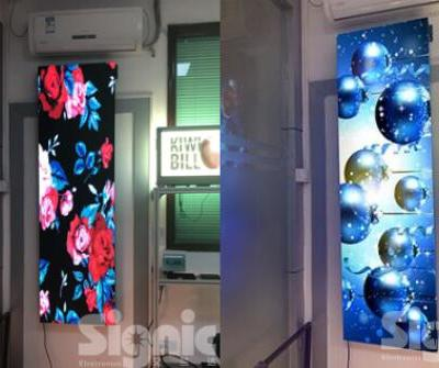 Different installation methods of Signic digital led poster