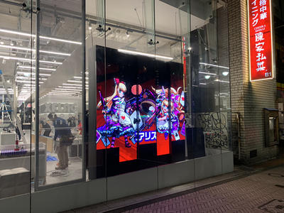 How to use led poster for making your shop window more attractive?