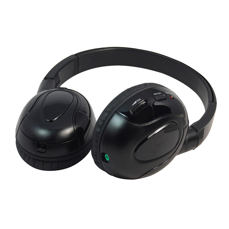 Dual-Channel IR Headphones