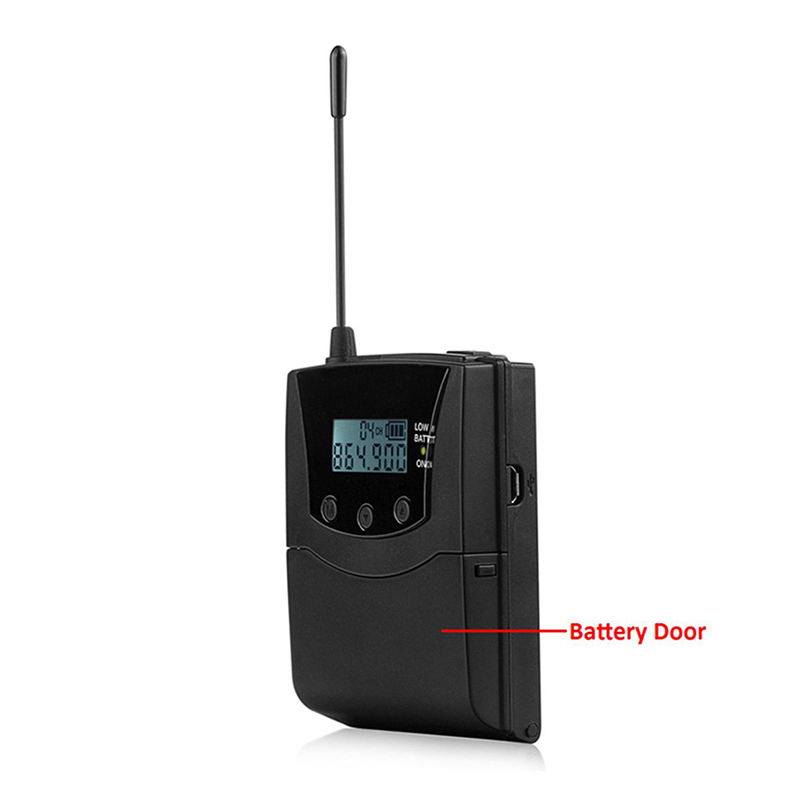 Rechargeable Wireless Tour Guide System