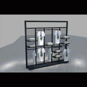 Retail wall wooden counter display case cabinets,shop display units