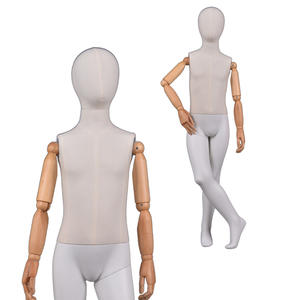 2-12 years child size mannequins fabric full body childrens child kids mannequin for sale