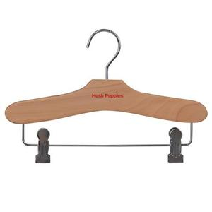 Wholesale hangers for trousers with clip