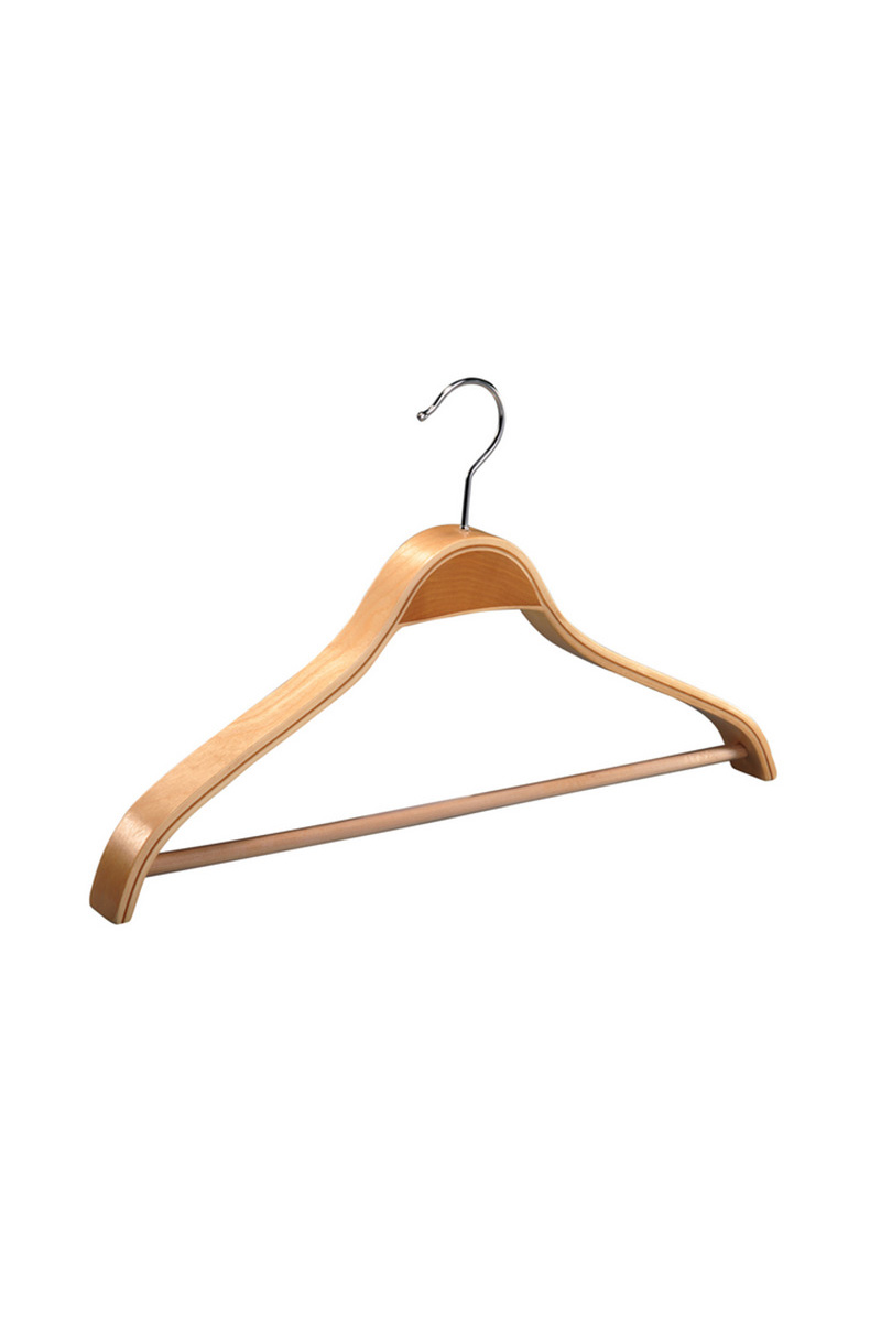 Coat hangers wooden wholesale(YJP)