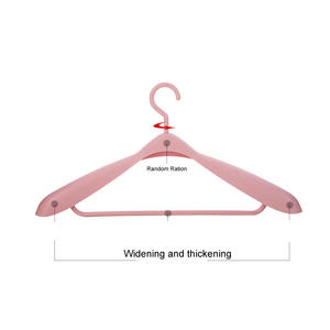 Fashion Plastic Coat Hanger Cheap Pant Hangers For Sale