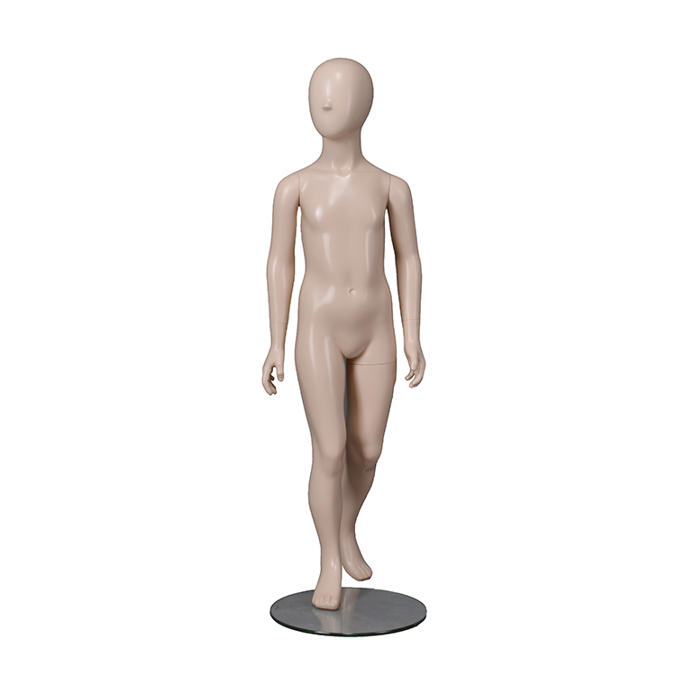 High quality kids mannequins for sale abstract child manikin (KMA 4-10 years old child mannequin)