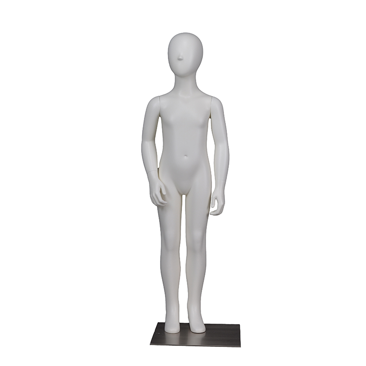 Customized teen mannequin abstract boys manikin for clothing display(GH 6 years old child mannequin)