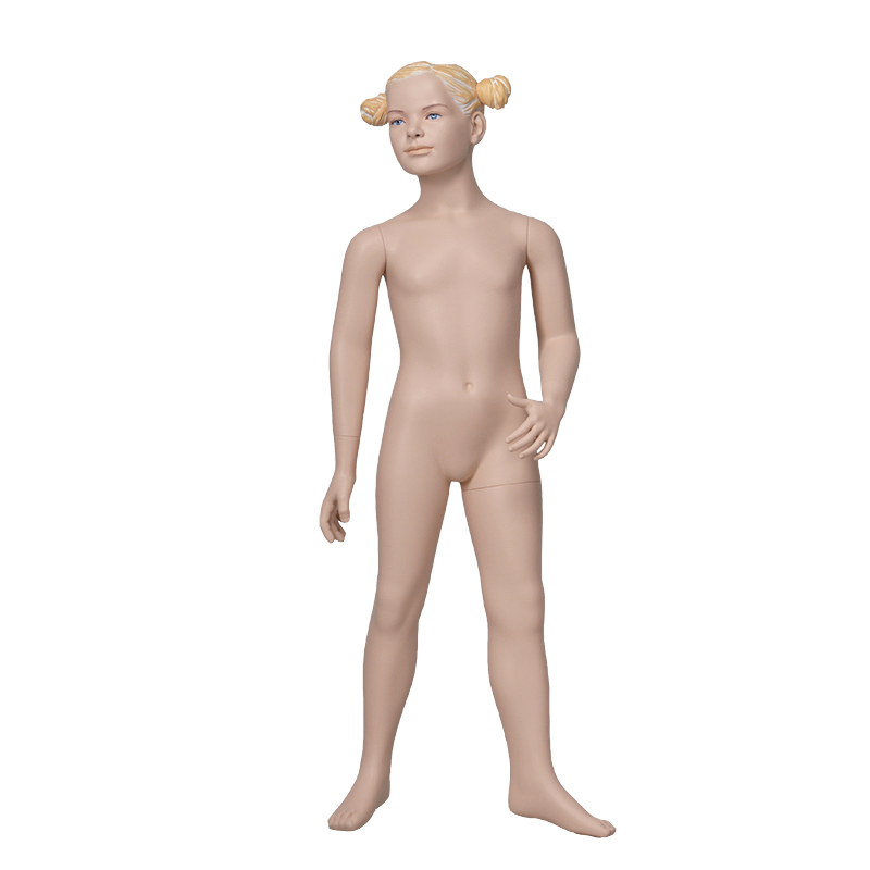 Wholesale customized teenage mannequin realistic boys and girls manikin (FH 6 years old child mannequin)