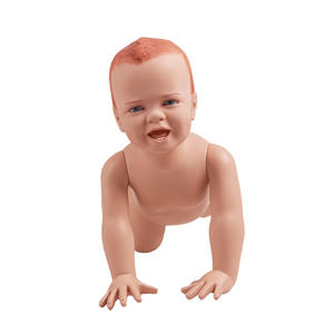 Fiberglass Little Infant Mannequin Child Mannequin(CK 6 Months To 1 Years Infant Mannequin)