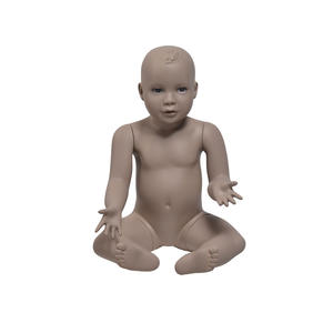 Lifelike baby mannequin full body mannequin for clothing display (KME )