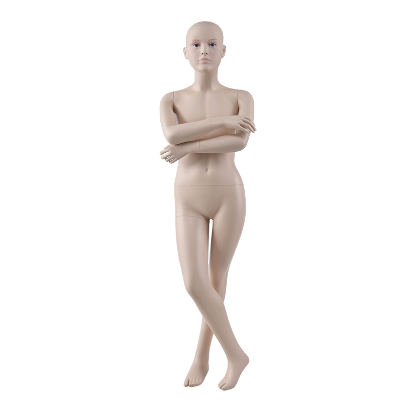Customized full body mannequin make-up teenager mannequin(KML teenager mannequin )