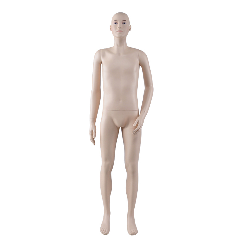 Wholsale customized boy mannequin realistic teenage mannequins for sale(KMN teenager mannequin )