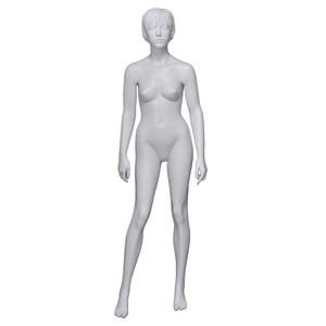 Full Body Mannequin Girl Realistic Fiberglass Dispaly Mannequins For Sale(KMR 16 Years Mannequin Girl)