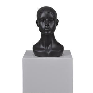 Customized Fiberglass Male Brazilian Mannequin Head(BMH)