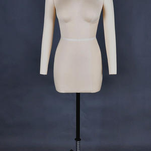 Half Size Dressmaker Mannequin Womens For Dress Form