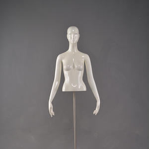 torso breast female half body bust torso female mannequin