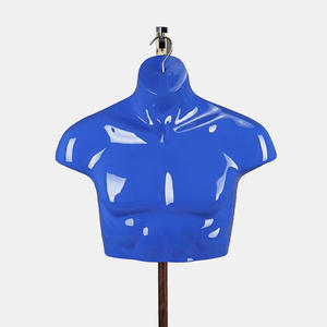 High Quality Mannequin Male Torso Upper Body Mannequin For Clothes Display(PBH)