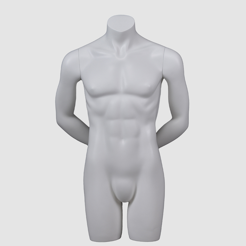 Fashion male mannequin display torso for clothing display(RCH)